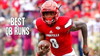 Best QB Runs of the 2016-17 College Football Season ᴴᴰ
