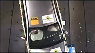 Crash test Hyundai I30 2008