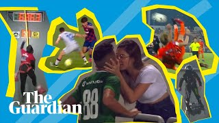 The amazing world of sport 2019: the year in viral clips