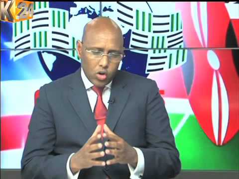 The GES 2015 Discussion With CS Aden Mohammed & Lee Karuri