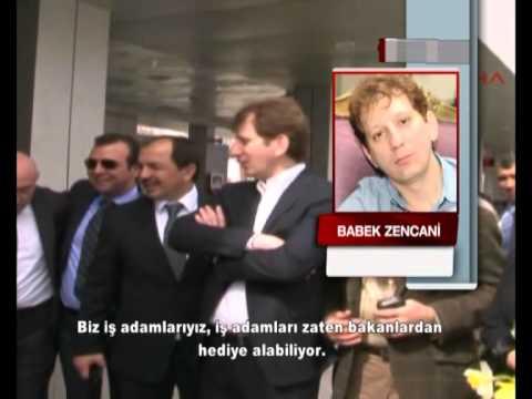 ZENCANİ İMC TV'YE KONUŞTU