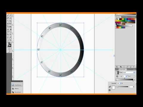 Dibujar reloj en illustrator  YouTube