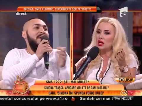 Dani Mocanu - Acuzat ( Live ) 2018