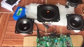 Giới thiệu Bộ loa Sonos Play 5 Gen 1 và mạch công suất 2.1