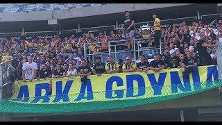 Doping i bluzgoteka Górnik Zabrze - Arka Gdynia 1:1 13.08.2017