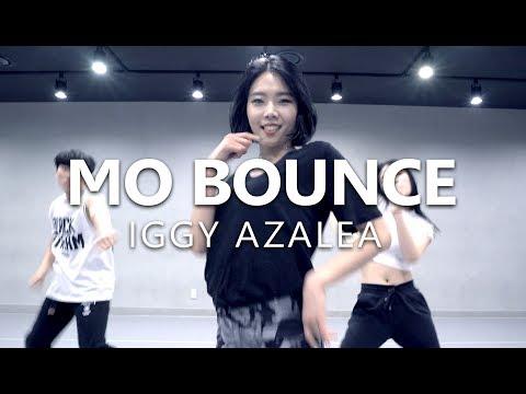 IGGY AZALEA - MO BOUNCE / Choreography . HAZEL