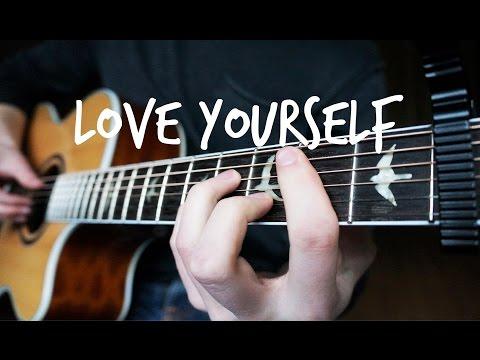 Justin Bieber - Love Yourself - Guitar Cover | Mattias Krantz