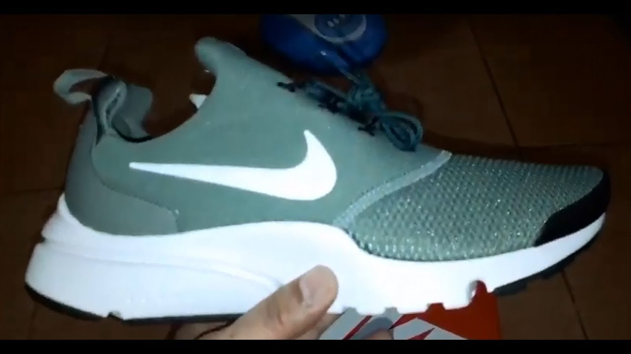 Nike PRESTO FLY Unboxing - YouTube 95665de21