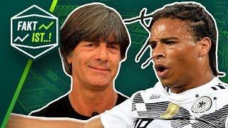 Fakt ist..! Die große DFB-Kader Analyse! Kein Leroy Sané, kein Nils Petersen aber Julian Brandt?