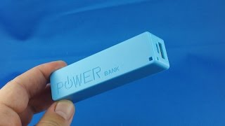 ✅ 2$ Power Bank Case 18650 from AliExpress Unboxing haul euro app