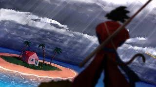Gambar cover Dragon Ball Centuries (100 Years After Goku)