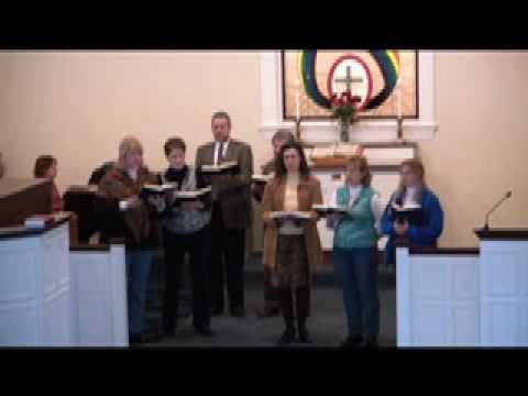 """2010-02-21 South Church Choir """"Deep Within"""" """"Build Us A Table"""""""