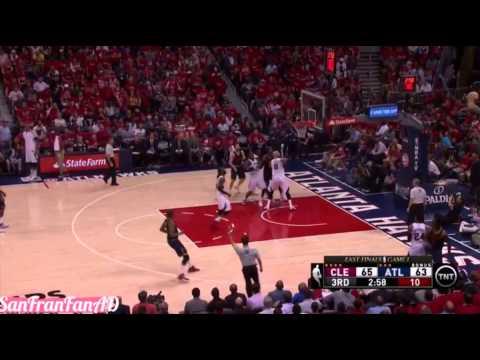 Cleveland Cavaliers vs Atlanta Hawks - Full Highlights | Game 1 | May 20, 2015 | NBA Playoffs HD