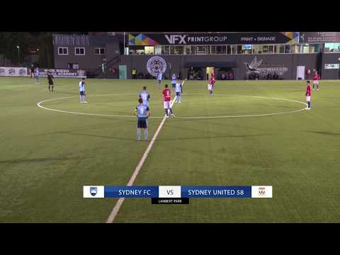 Highlights: Round 15 - Sydney FC v Sydney United 58 FC
