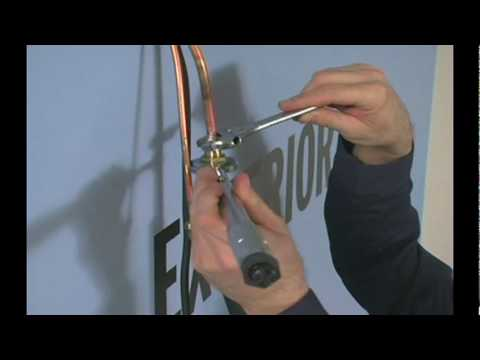 LG  SplitSystem Installation Video (Tips & Howto)  YouTube