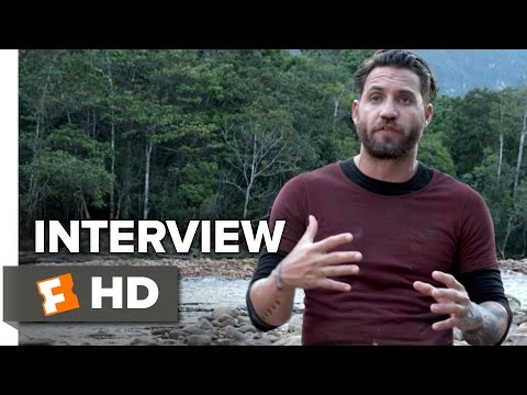 Point Break Interview - Edgar Ramirez (2015) - Action Movie HD