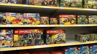 Lego Ninjago 2015 Sets Toys R US