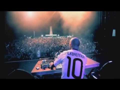 Paul Kalkbrenner @ Roskilde Denmark 2012 [Full Set]