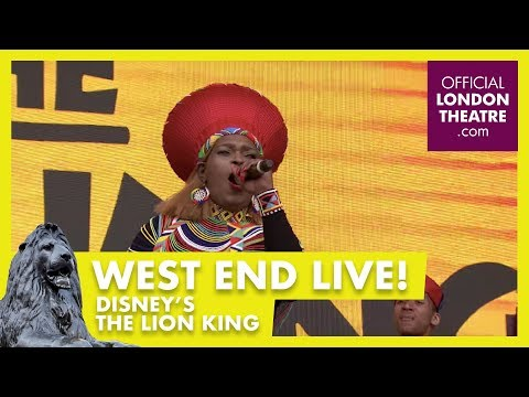 West End LIVE 2018: Disney's The Lion King