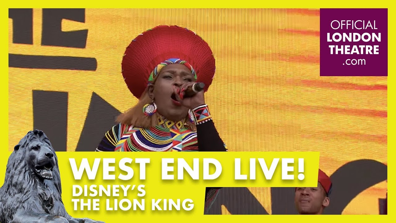 West End LIVE 2018: Disney's The Lion King