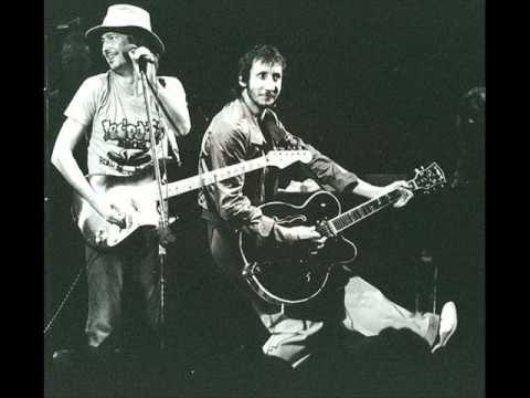 Eric ClaptonPete Townshend08Badge Atlanta 1974