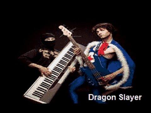 Ninja Sex Party - Dragon Slayer NERD KARAOKE