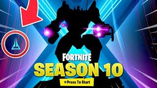 this could RUIN fortnite SEASON 10...