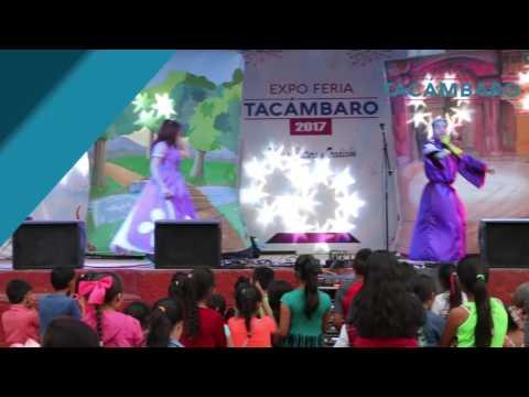 SHOW PRINCESA SOFIA EXPO TACAMBARO