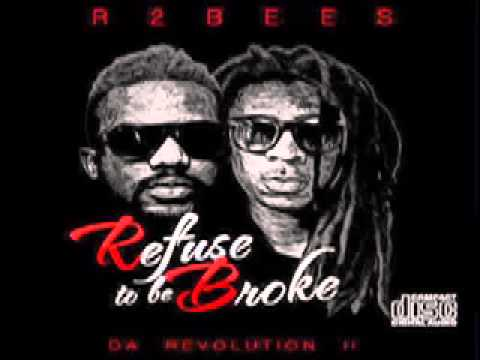 R2bees ft. Wizkid - Slow Down (New 2013)