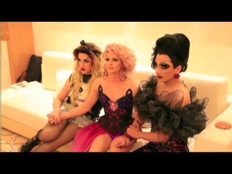 RuPaul's Drag Race Season 6 - Winner's Reaction Bianca Del Rio