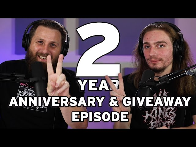 Two Year Anniversary Episode & Giveaway 🔥 - Pastor Rob Reacts