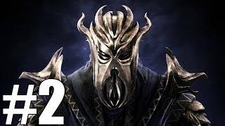 Прохождение TES V: Skyrim - Dragonborn #2 (А вот и сам Мирак)