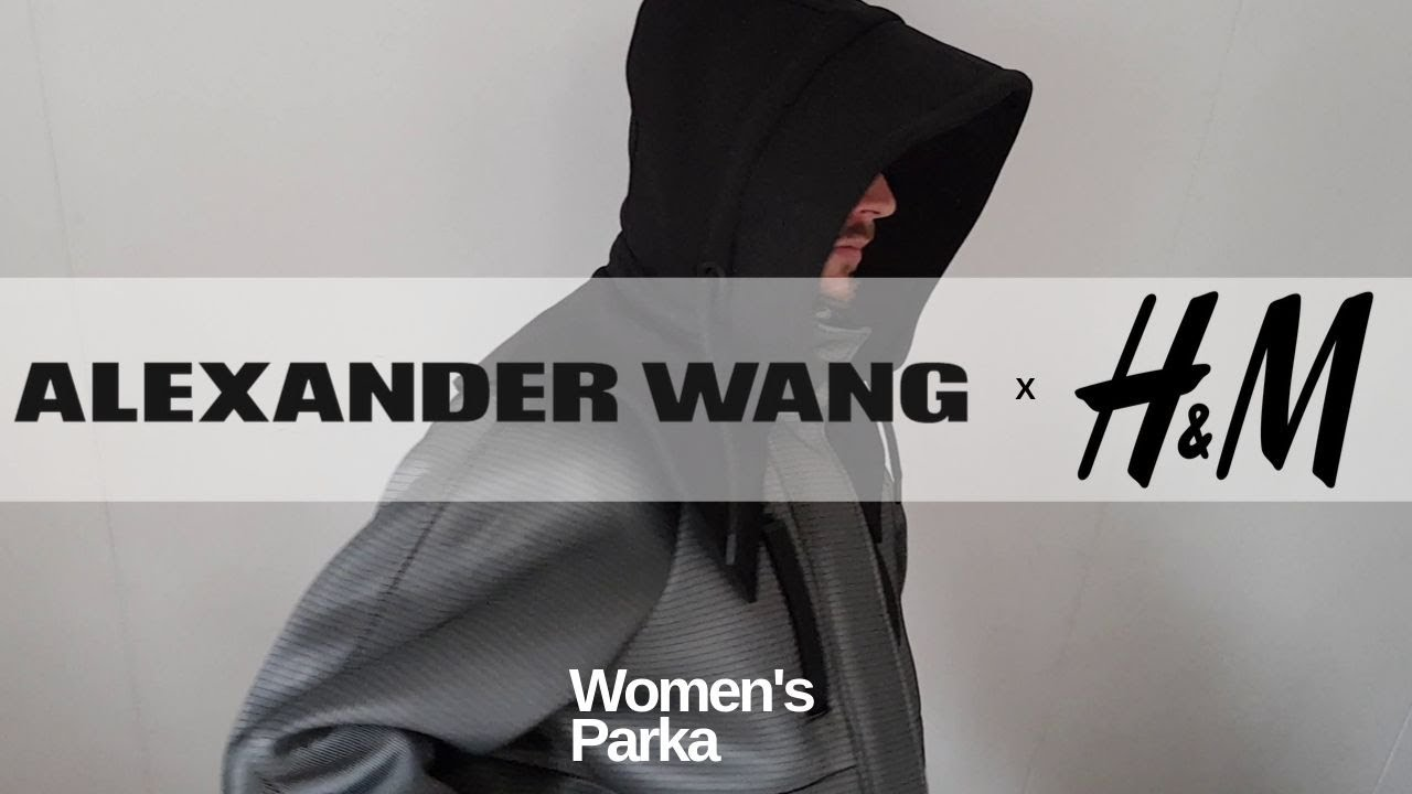 Alexander Wang for H M  Women s Parka (Review) - YouTube b2ead9661