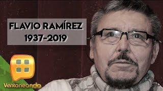 ¡Muere el actor y comediante Flavio a los 81 años de edad! | Ventaneando