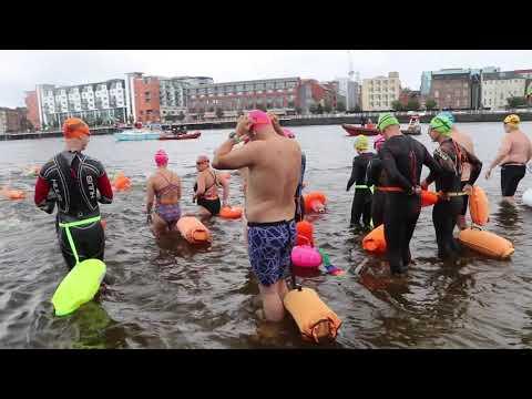 Limerick Pride Rainbow Swim Parade 2021