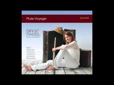 Flute Sonata in E Minor, Op  167