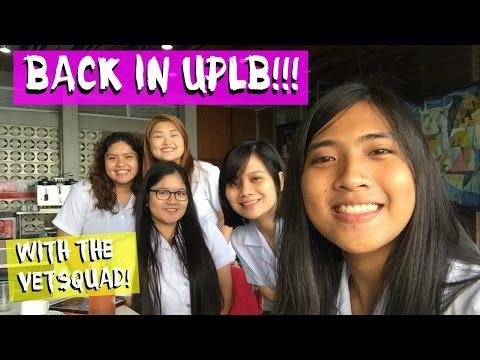 BACK IN UPLB!! |VetVlogs