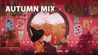 Autumn Mix '19 [Lofi / Jazz Hop / Halloween Vibes]