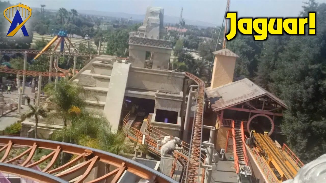 jaguar roller coaster - photo #15