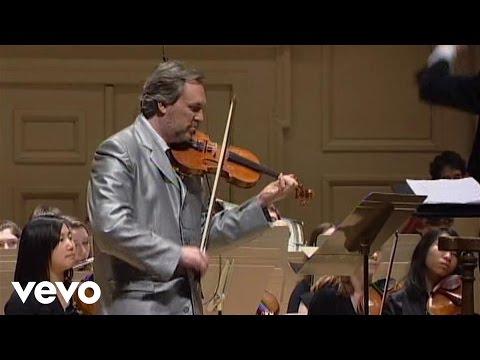 Mark O'Connor - The Improvised Violin Concerto, V. Faith (Live)