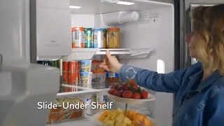 Frigidaire Gallery French Door Refrigerator FGEB28D7RF at Appliancesconnection.com
