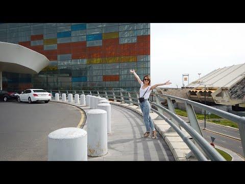 Детальная видеоэксурсия по аэропорту Звартноц: правила поведения в период пандемии
