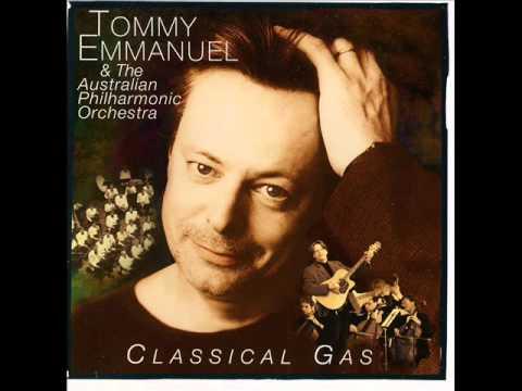 Tommy Emmanuel - Classical Gas (Studio Version)