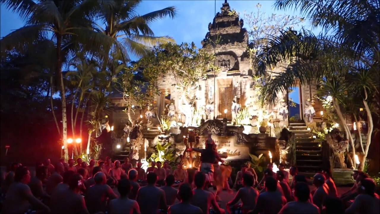 Bali Where To Watch Kecak Dance In Bali