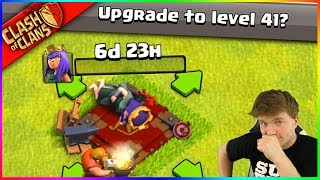 IT TOOK ME 2 YEARS TO DO THIS in Clash of Clans :(