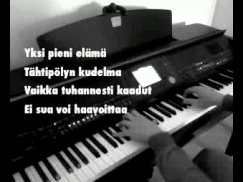 LOHTU - Live Aid Uusi Lastensairaala 2017 (Piano cover + lyrics)
