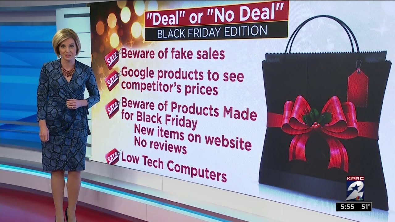 How To Avoid Fake Sales On Black Friday Youtube