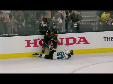 The best hits of the playoffs so far