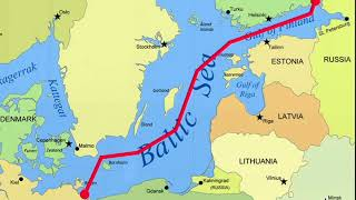 Дания проголосует за запрет строительства Nord Stream 2 у своих берегов