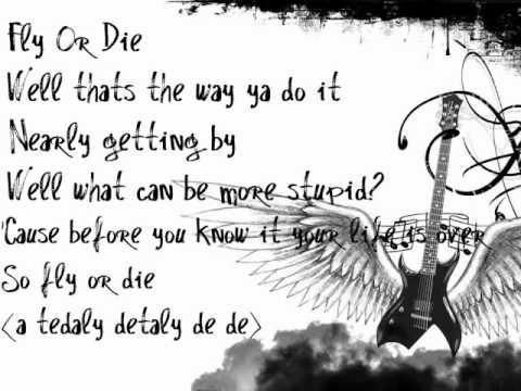 Fly or die rock mafia lyrics